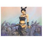 Character Card, Fleer/SkyBox Inc., Ophidian 2350