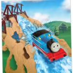 Hero Illustration for Package, Thomas the Tank, HIT Entertainment