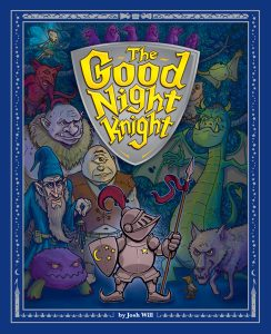 The Good Night Knight ebook cover - FREE children's ebook preview